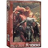 1000ピース ジグソーパズル ユーログラフィックス La Belle Dame sans Merci 6000-0147