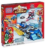 Mega Bloks Power Rangers Samurai Blue Ranger vs Xandred [並行輸入品]