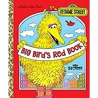 Big Bird's Red Book (Sesame Street) (Little Golden Book) (English Edition)
