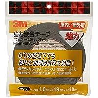 3M VHB 構造用接合テープ 低温・耐可塑剤用 Y-4551 19mm幅x10M CM-19