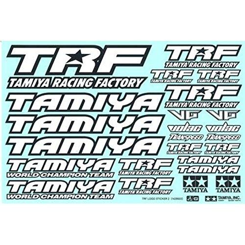 TRFシリーズ No.64 TRFステッカーC 42164