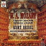 Concertos Pour Flute En Sol M./K.3