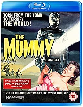 THE MUMMY [Blu-ray] [Import]