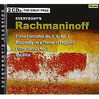 Rachmaninoff: Piano Concertos No 2 & 3