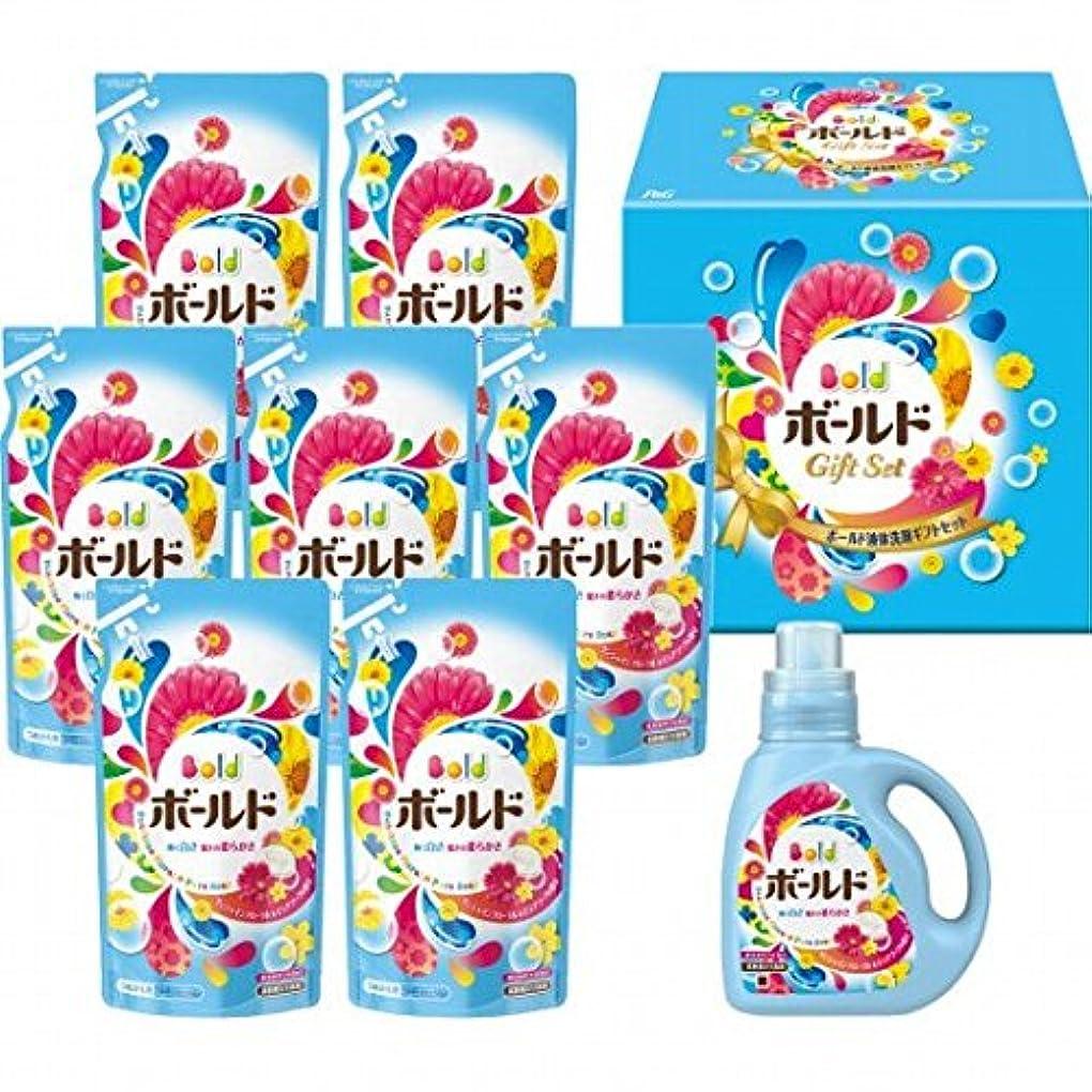 伝統そして眉P&G(ピーアンドジー) お歳暮 P&G ボールド液体洗剤ギフトセット(PGLB-50T)