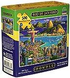 Dowdle Folk Art Rio de Janeiro パズル 500ピース