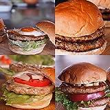ソーセージパテ4種類セット!【無添加】ソーセージマフィンやハンバーガーに!お得さ福袋級! 【販売元:The Meat Guy(ザ・ミートガイ)】
