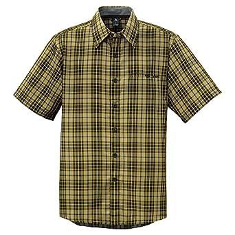 (モンベル)mont-bell WIC.ライト シングルポケット ハーフスリーブシャツ Men's 1104947 TN タン L