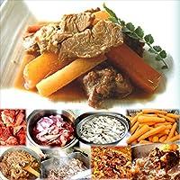 牛すじ大根 (5袋) 惣菜 ギフト おかず お試し セット 冷凍 無添加 お弁当 詰め合わせ 食品 煮物