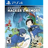Digimon Story Cyber Sleuth: Hacker's Memory (輸入版:北米) - PS4