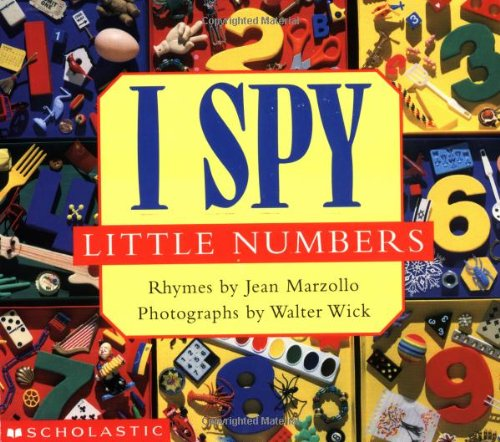 I Spy Little Numbersの詳細を見る