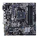 ASUSTeK PRIME B350M-A/CSM マイクロATX AMD B350 Chipset AM4 CPUSocket [並行輸入品]