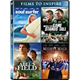 Abel's Field / The Mighty Macs / Soul Surfer / When the Game Stands Tall