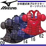 ミズノ(MIZUNO) 14 JR軟式プロテクター 1DJPY10009