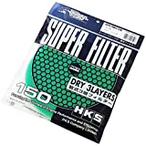 HKS スーパーパワーフローΦ150交換用フィルター(カラー:グリーン)乾式3層タイプ 70001-AK021