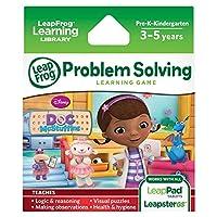 LeapFrog Disney Doc McStuffins ドックはおもちゃドクター ソフトウェア カートリッジ 日本正規品