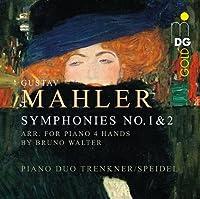 Symphonie No 1 & 2 by MAHLER (2013-06-18)