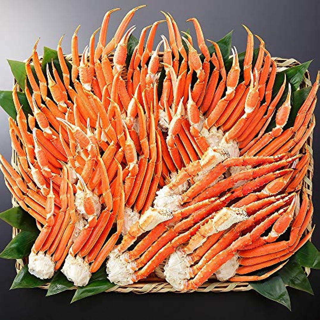 憂鬱バス誕生北国からの贈り物 ズワイガニ タラバガニ 食べ比べ カニ セット 脚 ボイル 蟹 足 かに 訳あり 業務用 6kg ずわい 4.5kg たらば 1.5kg