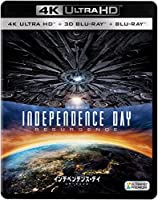インデペンデンス・デイ:リサージェンス(3枚組)[4K ULTRA HD + 3D + Blu-ray]
