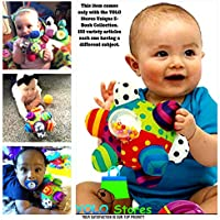 YOLO Stores ベビー バンピーボール トイ 幼児 トイ プレイ BB スティック ユニセックス ガールズ ボーイズ カラフル サウンドシェイプ