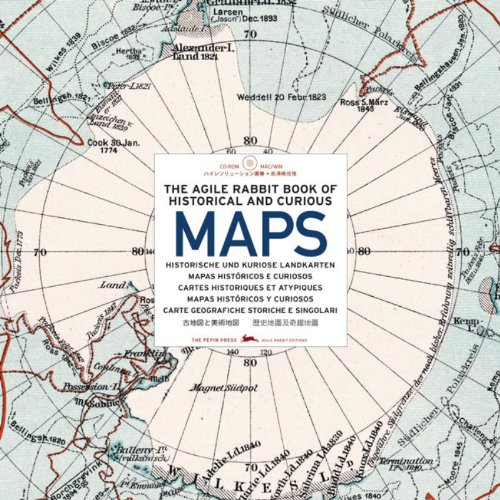 Historical & Curious Maps (Agile Rabbit Editions)