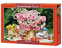 Summer Pleasures 1000 Pieces By Castorland Puzzles