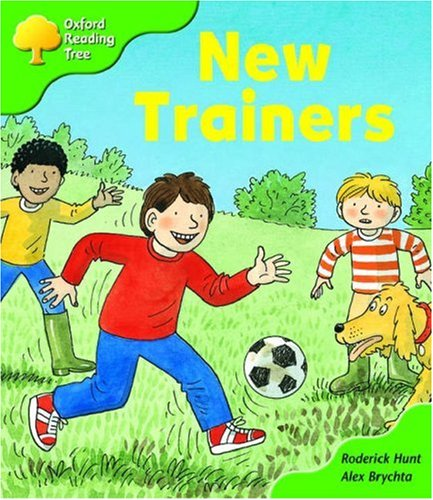 Oxford Reading Tree: Stage 2: Storybooks: New Trainersの詳細を見る