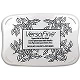 Tsukineko - VersaFine Ink Pad - Onyx Black, Full-Size (VF000082)