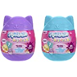 Squishmallow Squishville Mystery Mini Series 1 Plush Assortment Blind Package (2 Pack)