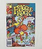【フラグル・ロック FRAGGLE ROCK】 VOL.1 NO.2 中古アメコミ MARVEL <1985年> セサミ・ストリート ジム・ヘンソン
