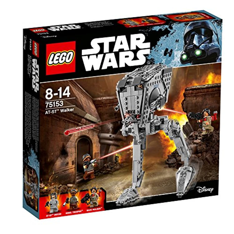 レゴ (LEGO) スター?ウォーズ AT-STウォーカー 75153