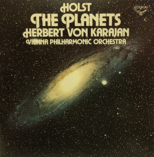 ホルスト組曲「惑星」 カラヤン HOLST THE PLANETS