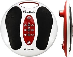 Lsnisni Meditech フットマッサージ 足裏マッサージ マッサージ器 肩こり 背中 腰 血行促進 ストレス解消 電極パッド・赤外線機能付 99段階調節 25マッサージモード 1年間保証
