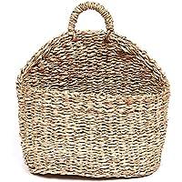収納バッグ 手編み ビーチバッグ 弁当バッグ ラタン 藤製