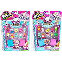 Shopkins Season 6 Chef's Club Set of TWO DIFFERENT 12 Packs by Chefs Club
