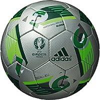 adidas(アディダス) サッカーボール ボー ジュ グライダー AF5154SL メタリックシルバー 5号