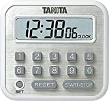 タニタ 長時間タイマー100時間 ホワイト TD-375-WH