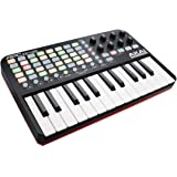 Akai Professional APC Key 25 | Compact USB 25-Key Midi Keyboard Controller for Ableton Live with VIP 3.0 and Software Package