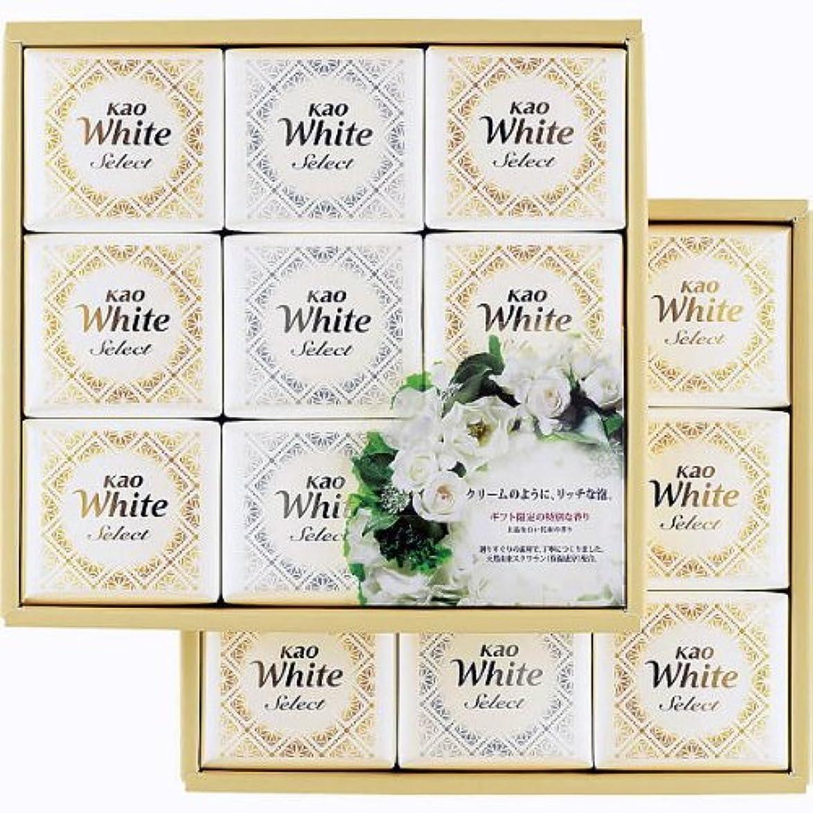 マーベル採用する使い込む花王 ホワイトセレクト