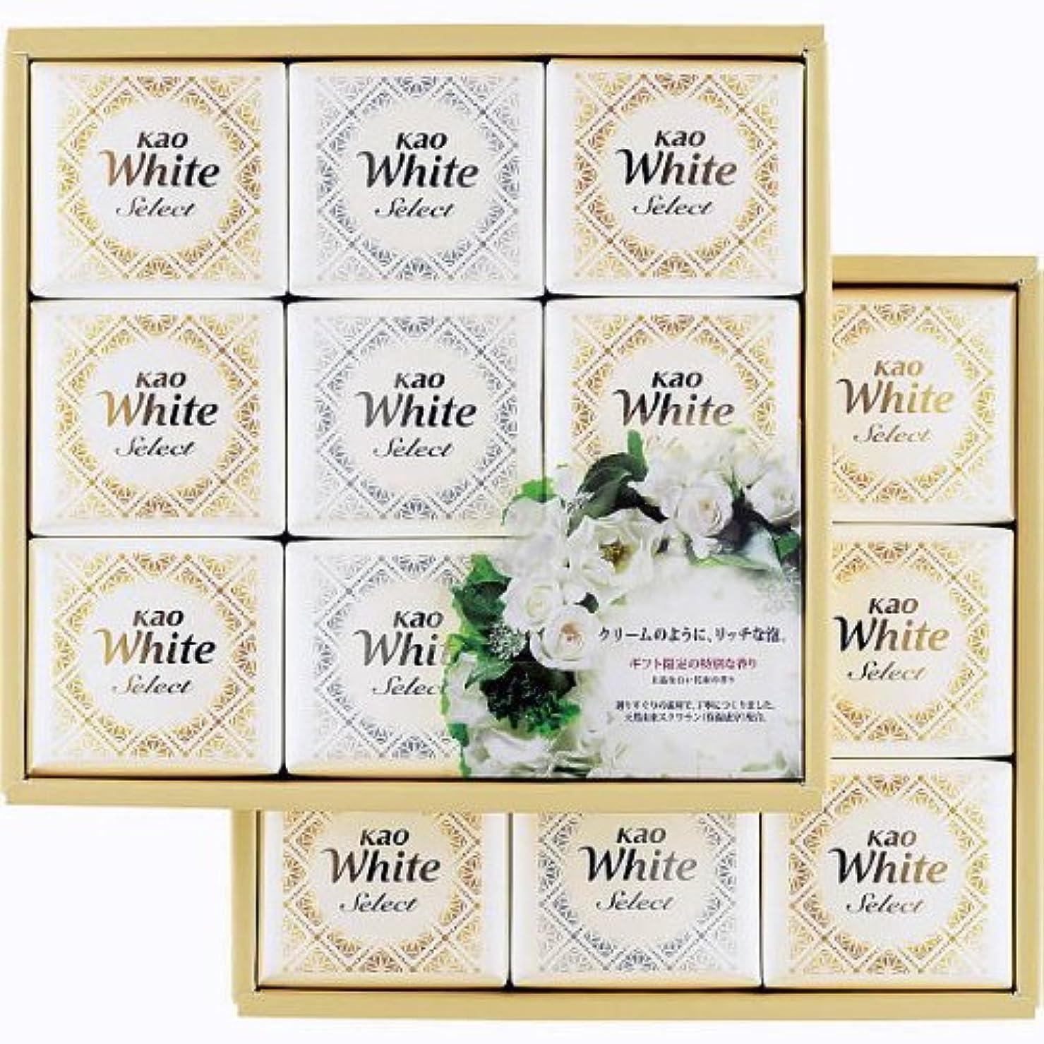 明快関係ない縞模様の花王 ホワイトセレクト