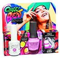Harmony Gelish & Morgan Taylor - Two of a Kind - Cou-Tour the Streets - 0.5oz / 15ml Each