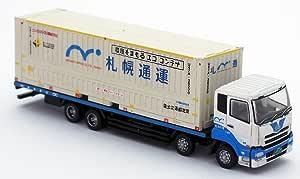 ザ・トラックコレクション トラコレ 第9弾 : UDトラックス クオン 札幌通運(31ftウイングコンテナ) 単品