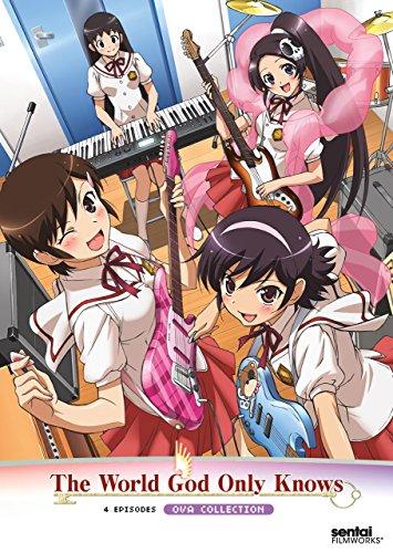 神のみぞ知るセカイ / WORLD GOD ONLY KNOWS OVA'S(北米版)[DVD][Import]