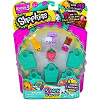 Shopkins Season 3 (5 Pack) Set 59 by Moose Toys [並行輸入品]