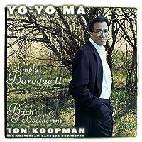 Yo - Yo Ma : Simply Baroque II by Koopman^Amsterdam Baroque (2000-08-15)