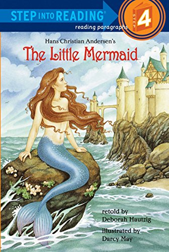 Hans Christian Andersen's the Little Mermaid (Step Into Reading, a Step 4 Book)の詳細を見る