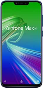 ASUS Zenfone Max M2 スペースブルー (4GB/64GB)【日本正規代理店品】 ZB633KL-BL64S4/A