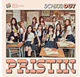 Pristin 2ndミニアルバム - SCHXXL OUT (IN Version)
