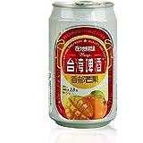 台湾マンゴービール 330ml/缶 台湾ビール