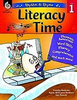 Rhythm and Rhyme Literacy Time, Level 1